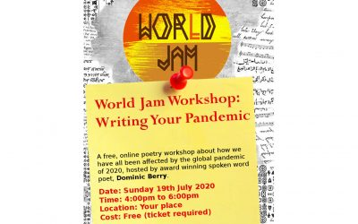 World Jam Workshop: Writing Your Pandemic