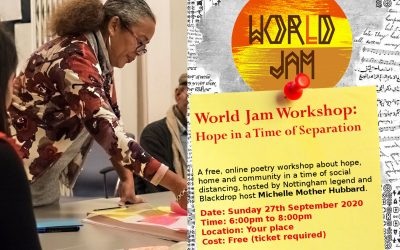 World Jam Workshop: Hope in a Time of Separation