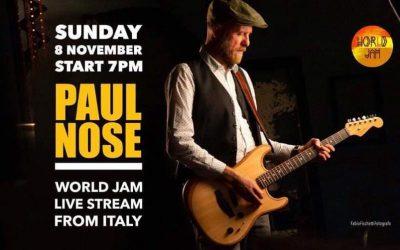 World Jam Live: Paul Nose